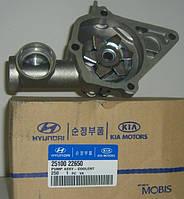Насос охлаждающей жидкости (производство Hyundai-KIA ), код запчасти: 2510022650