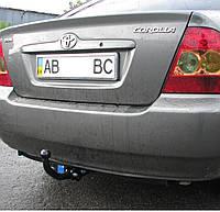 Фаркоп на Toyota Corolla E12 (2002-2007) Тойота Королла Е12