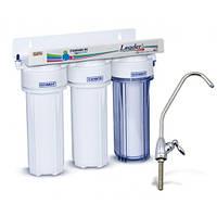 Проточный фильтр для воды Leader MF3