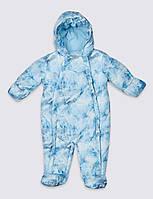 Зимний комбинезон от Marks&Spencer, размер 12-18мес, рост 83см