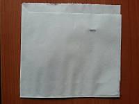 Упаковка бумажная для бургеров белая