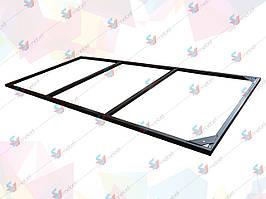 Рамка кровати односпальная вкладная (без ножек) 1900*1000 мм