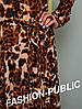 Платье в пол из шифона, фото 5