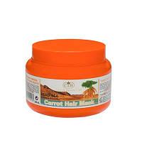 Маска для укрепления волос Морковная, 250мл, Care & Beauty Line