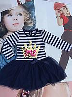 Красивое детское платье на праздник для девочки