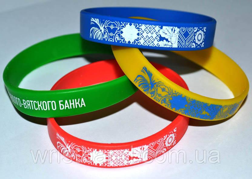 20949063 Печать логотипа на силиконовых браслетах - Wristband - удобные контрольные  браслеты в Харькове