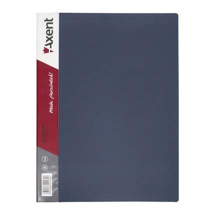 1060-03-А Дисплей-книга 60 файлів, сіра, фото 2