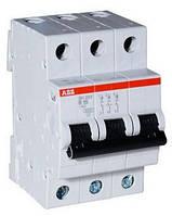 Автоматичний вимикач ABB SH203 3p B25