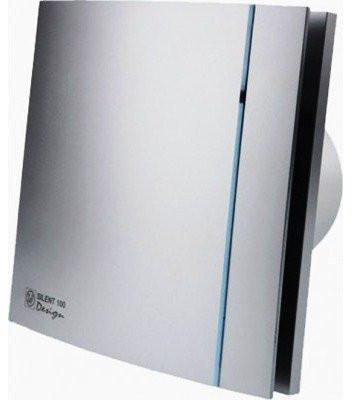 Вентилятор Soler&Palau SILENT-200 CZ SILVER DESIGN - 3C