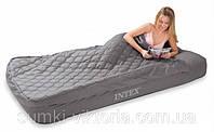 Надувной матрас-кровать Intex Sleeping Bag Airbed 91x193x25 см , 66998