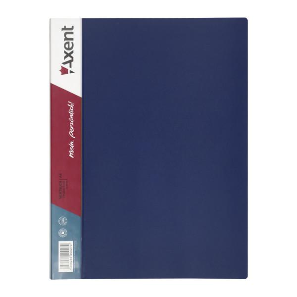 1080-02-А Дисплей-книга 80 файлів, синя