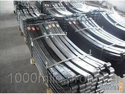 Лист рессоры передней на MB 207-410   коренной (с вт. parabolic)    - BUMMAX  - BMT305200-01