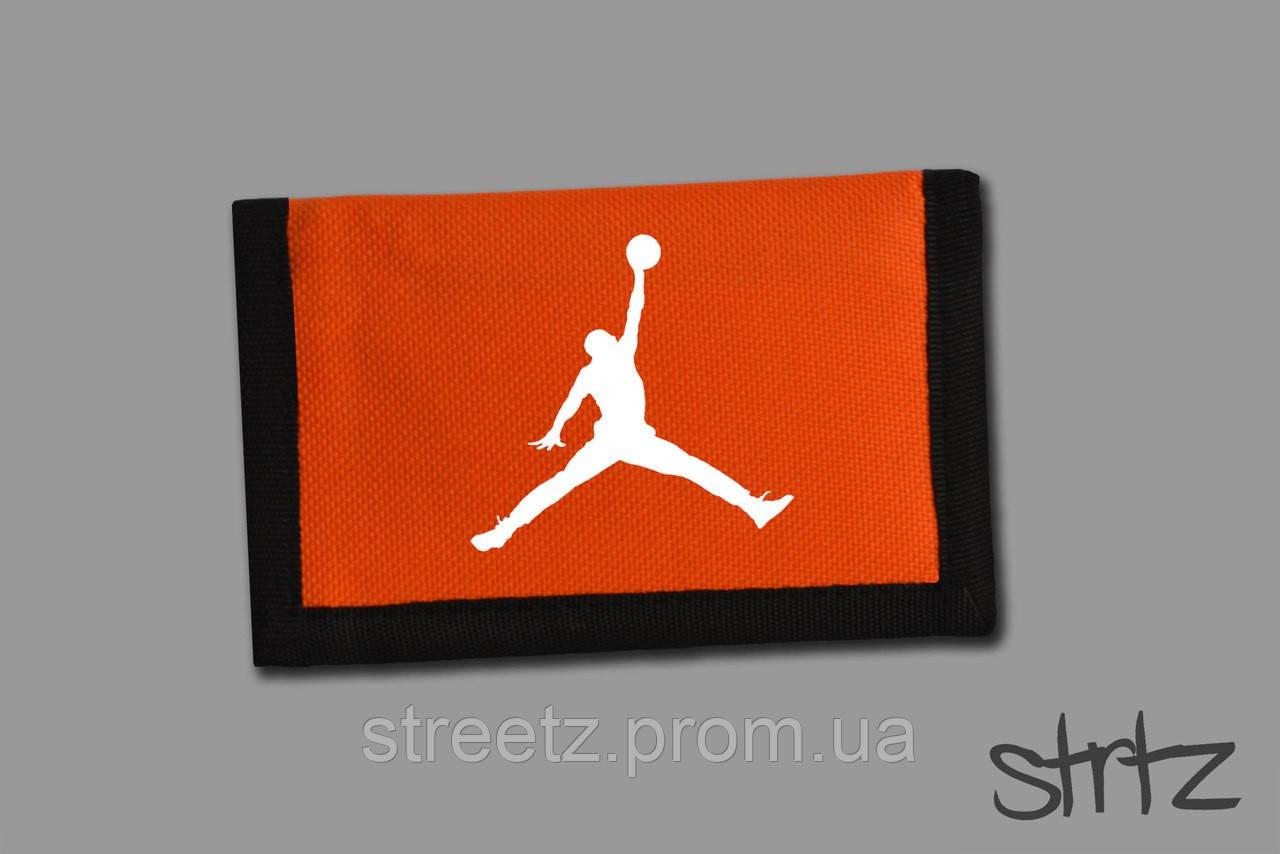 Кошелек Jordan Textile Wallet