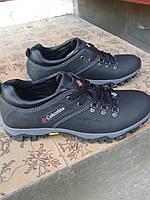 Весенняя мужская кожанная обувь Columbia