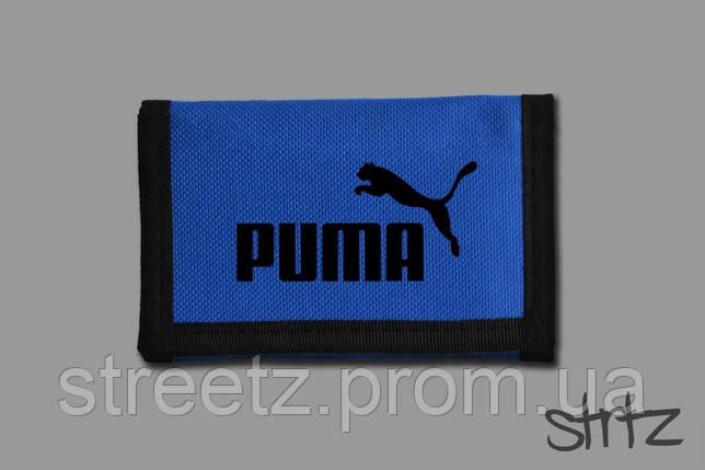 Кошелек Puma Textile Wallet, фото 2