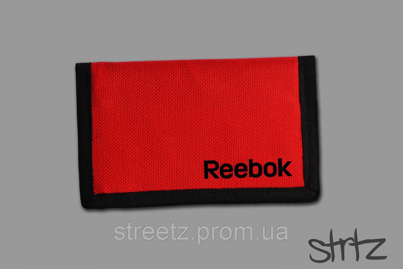 Кошелек Reebok Textile Wallet
