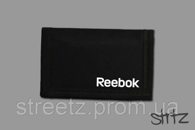 Кошелек Reebok Textile Wallet, фото 2