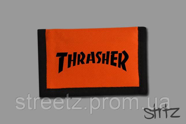 Кошелек Thrasher Textile Wallet, фото 2