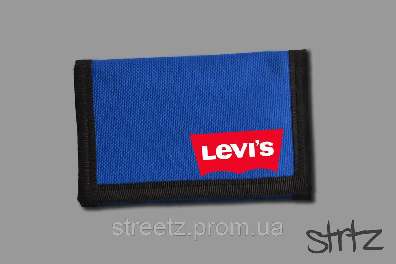 Кошелек Levis Textile Wallet