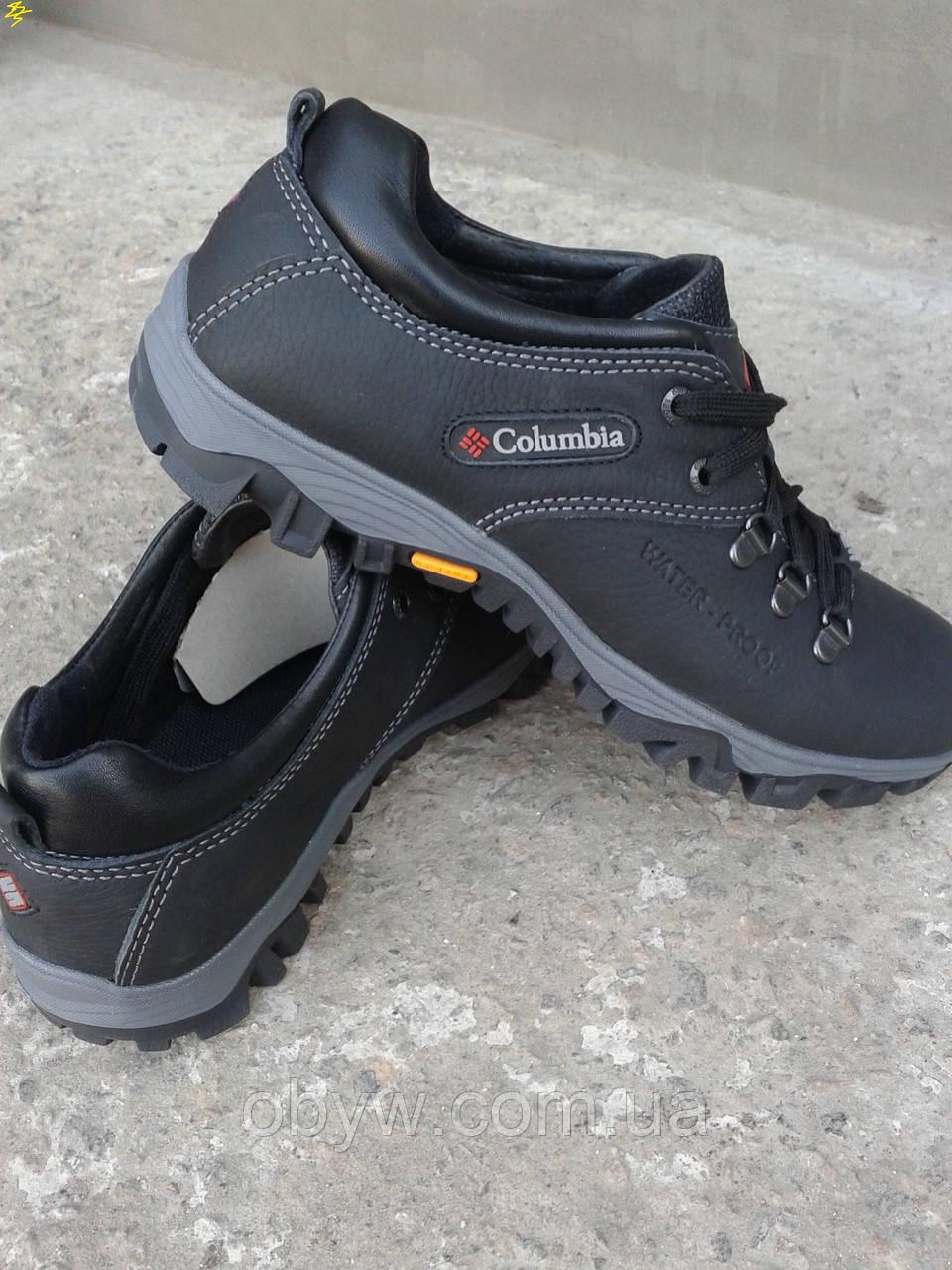 Обувь мужская кожаная Calambia