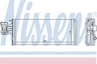 Радиатор отопителя iveco eurostar 93- (производство Nissens ), код запчасти: 71804