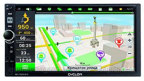 Автомагнитола CYCLON 7025 GPS