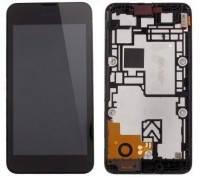 Дисплейный модуль Nokia Lumia 530 Black
