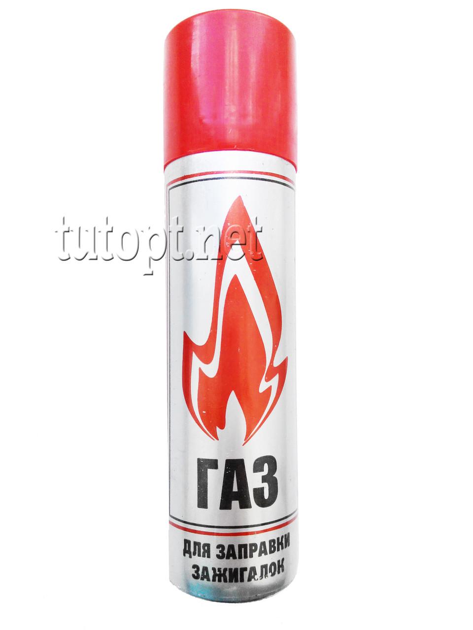 """Газ """"Сумской"""" для заправки зажигалок очищенный, объём: 90 мл."""