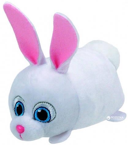 Мягкая игрушка TY Teeny Ty's Кролик Снежок, фото 2