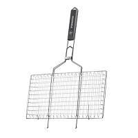 Решетка-гриль Forester BQ-S02 для стейков 22x42 см