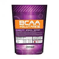 OstroVit BCAA + L-Glutamine 1000 г