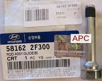 Направляющая переднего суппорта (производство Hyundai-KIA ), код запчасти: 581622F300