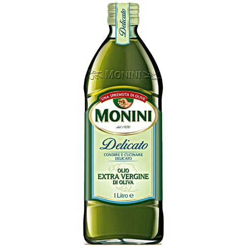 Масло Оливковое Monini Delicato Extra Vergine  1,0  л