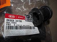 Втулка резиновая Kia K2500 / 2700 (производство Hyundai-KIA ), код запчасти: 0K60A34156