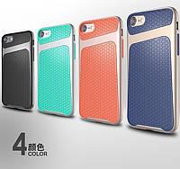 Чехол для iPhone 7 - USAMS Knight Series, разные цвета