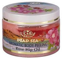 """Пилинг для тела """"Роза и шиповник"""", 350мл, Care & Beauty Line"""