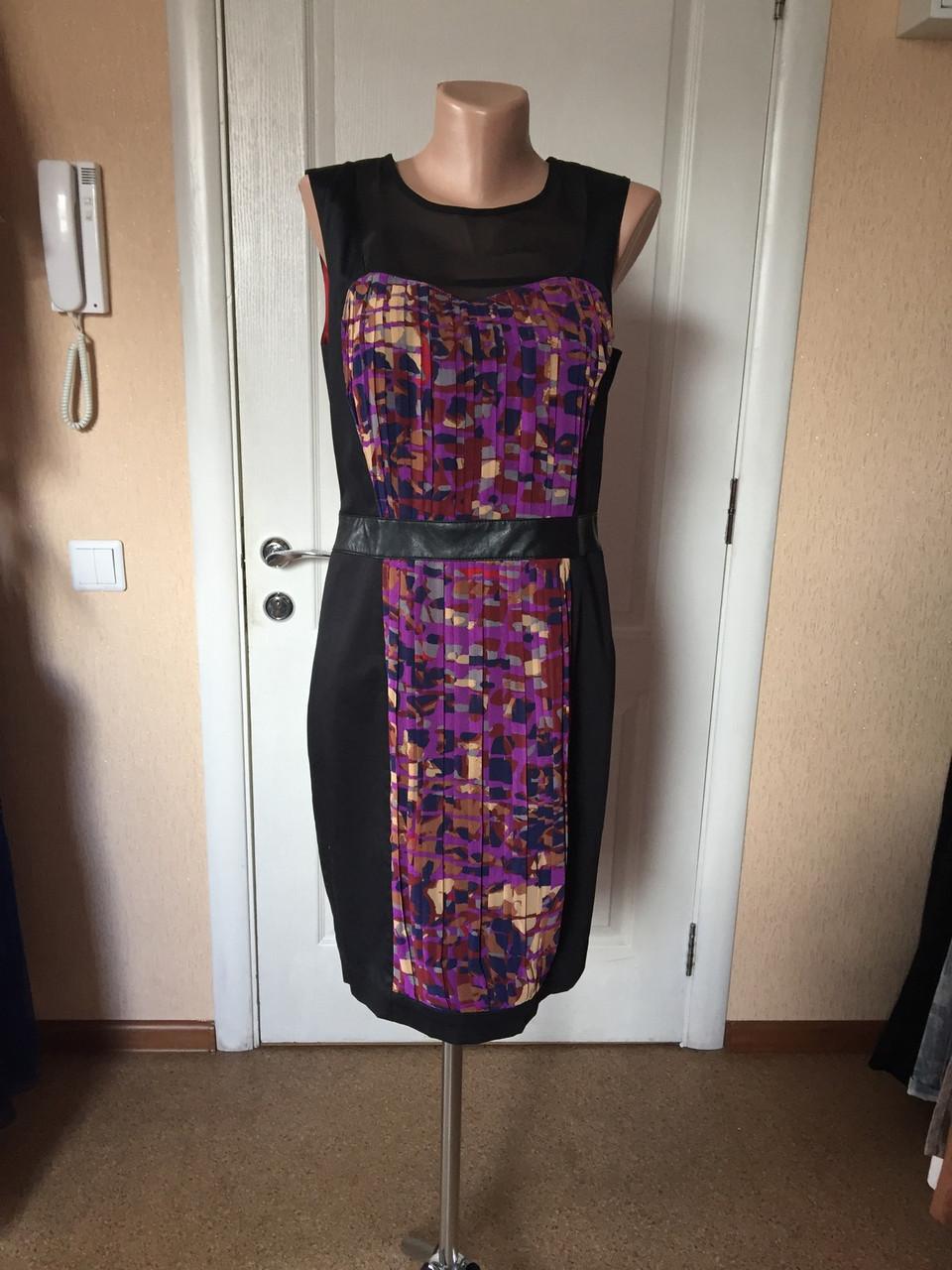 Платье женское черное вечернее летнее элегантное s.Oliver