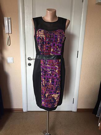 Платье женское черное вечернее летнее элегантное s.Oliver, фото 2