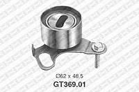 Gt369.01  ntn-snr - натяжний ролик ременя грм (производство NTN-SNR ), код запчасти: GT36901