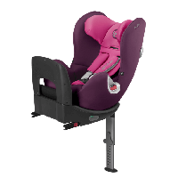 Cybex 2017 - Автокресло Sirona Mystic Pink - purple