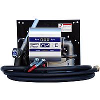 WALL TECH 40 - Мобильная перекачивающая станция для дизельного топлива с расходомером, 40 л/мин, 12В