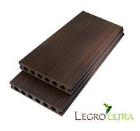 Террасная доска Legro Ultra Ipe, Walnut, Teak, Antique, Smoke White, Light Grey (Венгрия), 2900х138х23