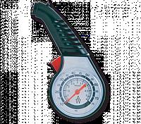 Манометр автомобильный AUTO WELLE AW19-10 пластиковый 75PSI/5,17Bar