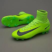 Бутсы Nike Mercurial Superfly Kids V FG 831943-303  (Оригинал), фото 2