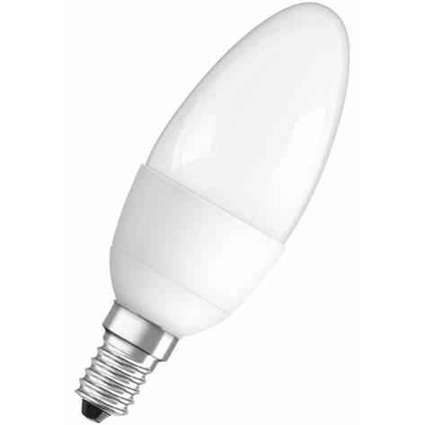 Лампа светодиодная  Делюкс R50 6вт E14 2700K, фото 2