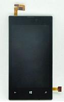 Дисплейный модуль Nokia Lumia 520 Black