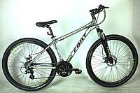 "Велосипед Fort CARMINE 29"" DD 2017 рама 17"