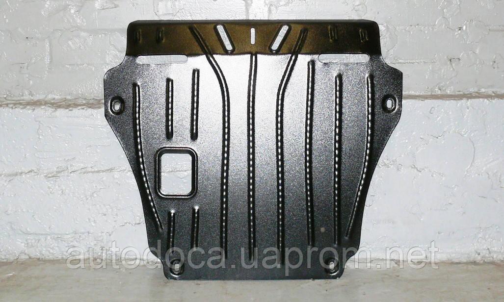 Защита картера двигателя и кпп Honda CR-V III  2007-