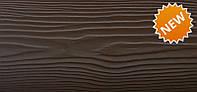 Cedral фиброцементный сайдинг коричневая глина