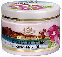 "Сливки для тела ""Роза и шиповник"", 300мл, Care & Beauty Line"